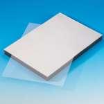 Glasklare Schönherr Deckblätter A4 Folie 0,15 mm, ideal als Vorderseite für gebundene Unterlagen 1