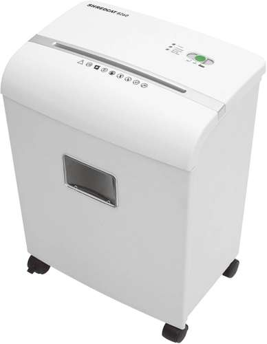 Schreibtisch-Aktenvernichter SHREDCAT 8260 CC Partikelschnitt 4 x 40 mm
