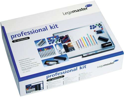 PROFESSIONAL KIT Whiteboard Zubehörset