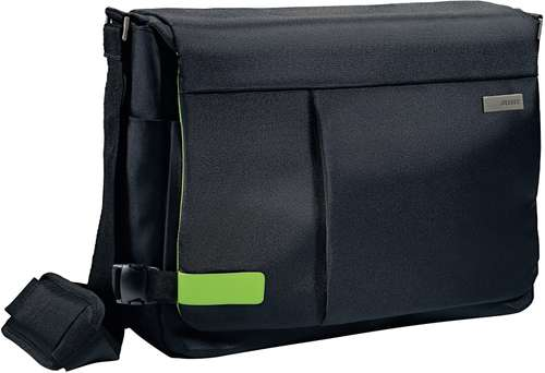 LEITZ Complete Messenger Bag Smart Traveller 15, 6 Zoll