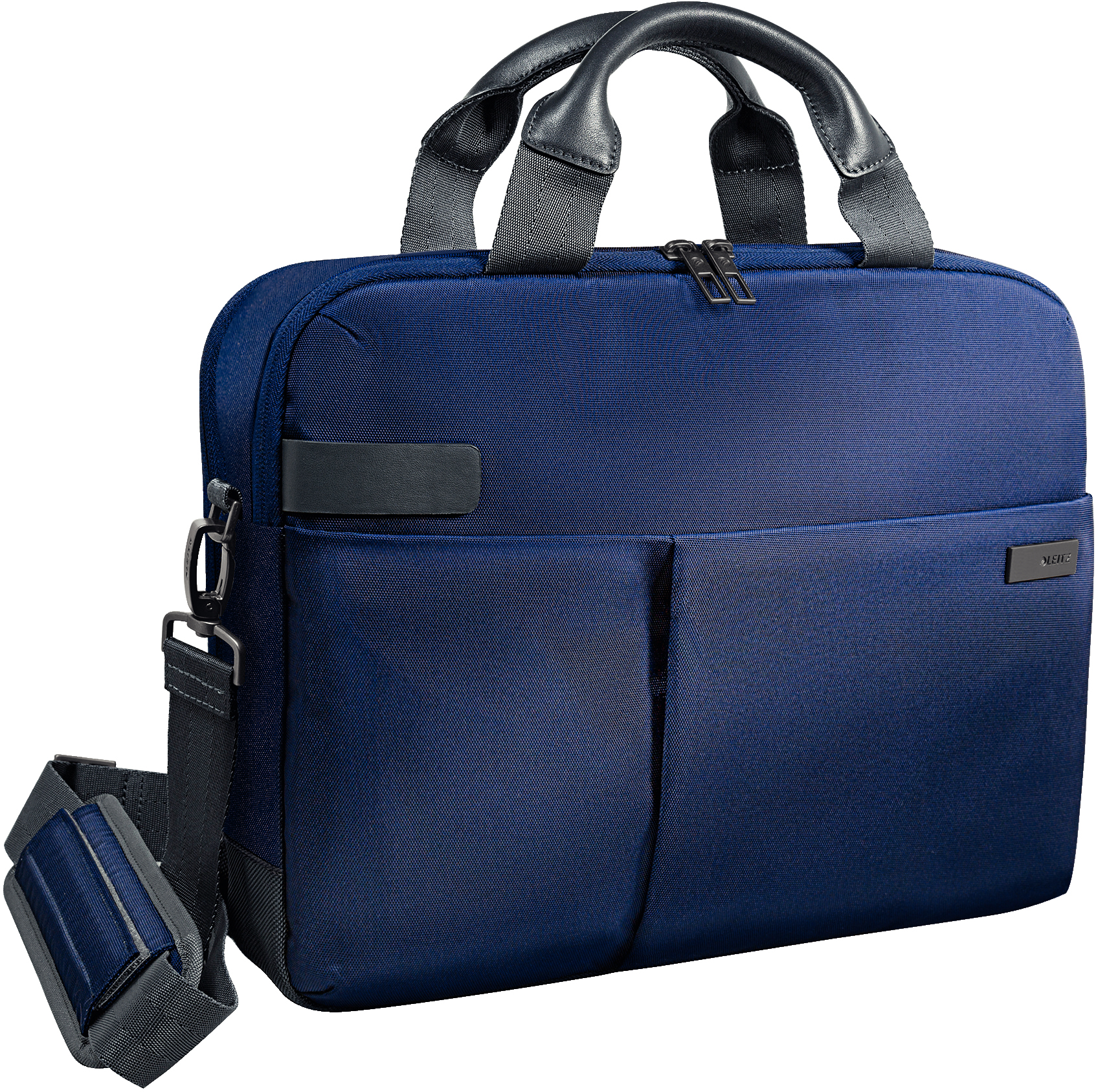 LEITZ Complete Laptop-Tasche Smart Traveller für 13,3 Zoll Laptop in titan blau