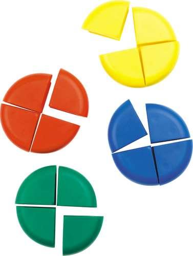 Ecken-Set 4-Farbig sortiert
