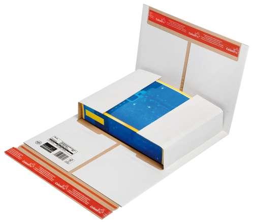 Universal-Versandverpackung mit Selbstklebeverschluss, A4