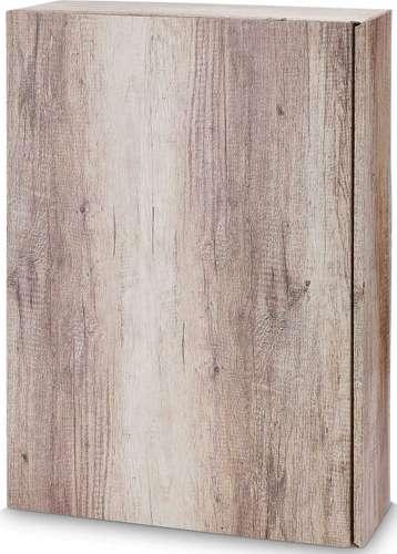 3er Präsentkarton 'Wood' 360 x 250 x 90 mm