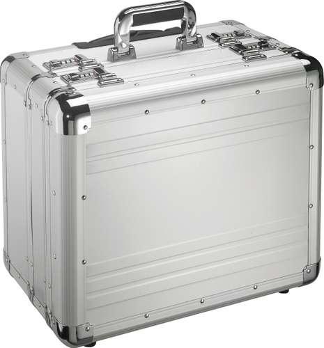 Alu Trolley-Präsentationskoffer OMEGA II