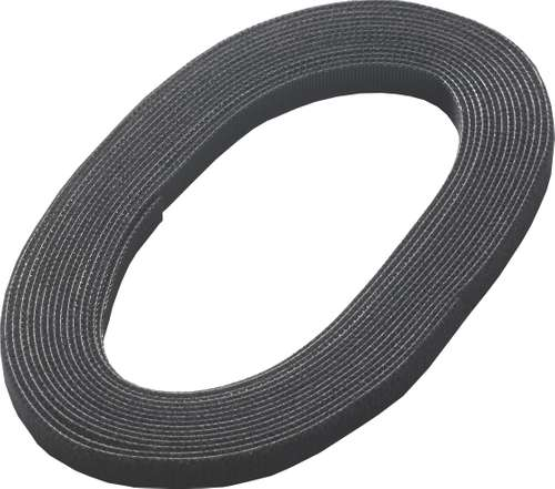 Klettband, 10 mm x 25 m Meterware