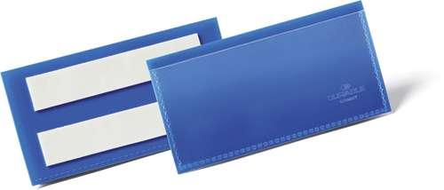 DURABLE Etikettentasche selbstklebend, 100 x 38 mm