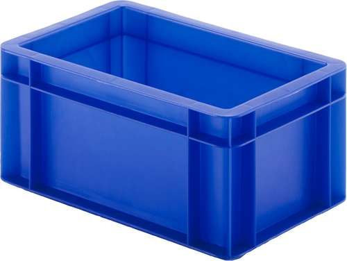 Blaue Transport-Stapelkästen TK300/145-0