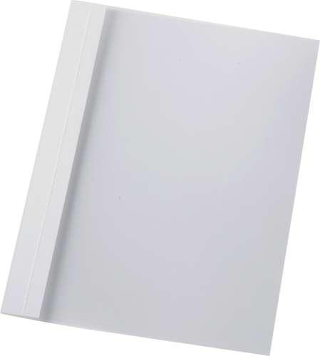 Ös-Mappe Leder, transparent, 10 mm