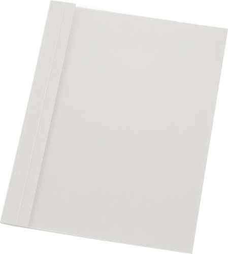 Ös-Mappe Leinen, transparent, 12 mm
