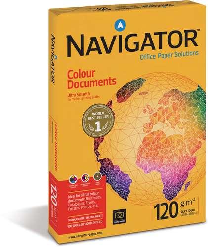 Navigator Colour Documents, 120 g/qm, A4