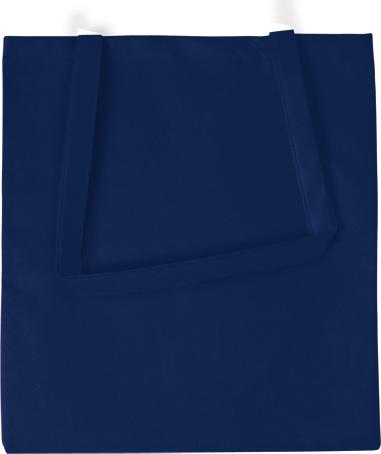 Blaue Promotion-Tasche 'München'