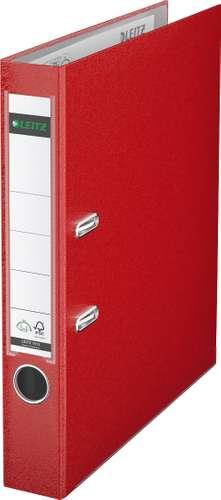 Roter Leitz Ordner 1015 aus Polypropylen, 52 mm