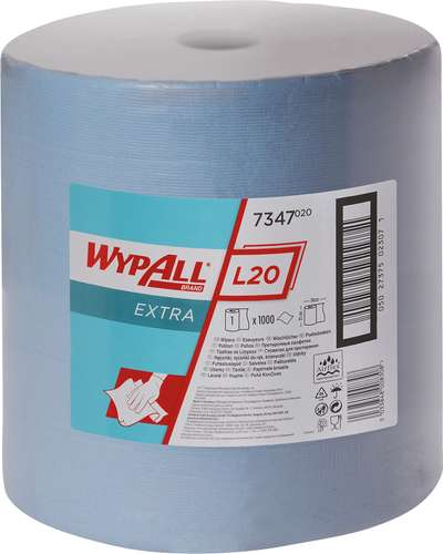 WYPALL Wischtuch L20, 2-lagig
