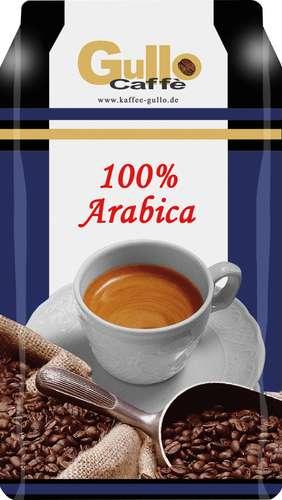 Gullo Kaffee Classico Italienisch, ganze Bohne, 1.000 g