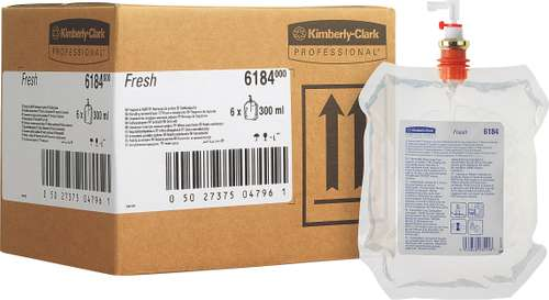 Kimberly-Clark Lufterfrischer 'Fresh', 6 x 300 ml