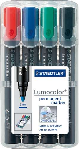 Staedtler Lumocolor permanent compact, 2 mm