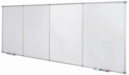Endlos-Whiteboard MAULpro Set Grundmodul, 900 x 1200 mm, hoch