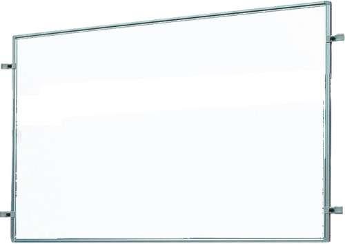 Stellwandtafel ECO mit Acrylglas-Oberfläche